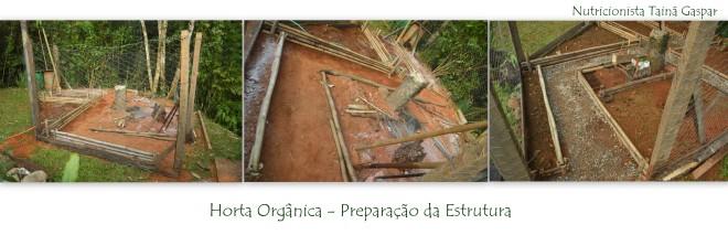 Preparação Horta
